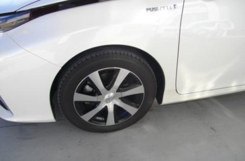 タイヤの空気圧は高い方が良い?それとも低い方が良い?