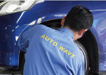 タイヤローテーションの目安、おすすめローテーション方法ご紹介。